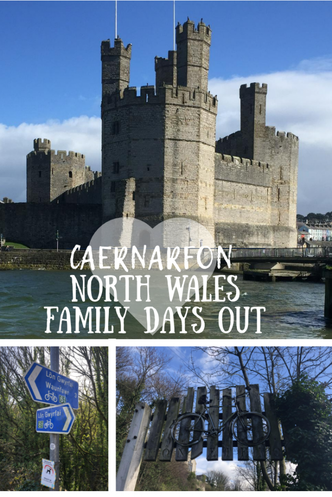 Family Days out IN Caernarfon