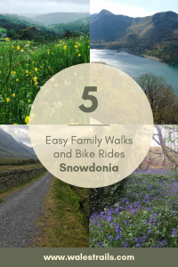 5 Family Walks in Snowdonia